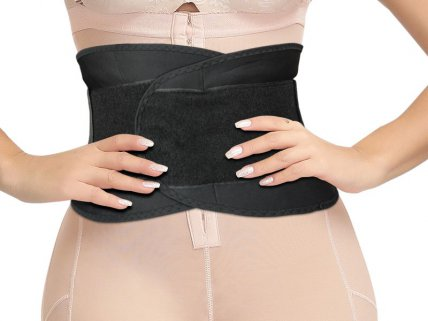 Double Compression Waist Body Shaper