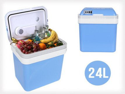 24 LTR Portable Cooler/Warmer Bin
