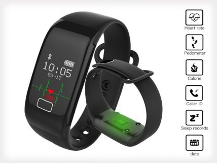 Bluetooth Heart Rate/Exercise Monitor