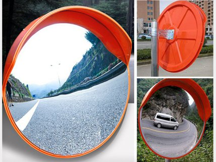 Extra Large Convex Security Safety Mirror - 80cm