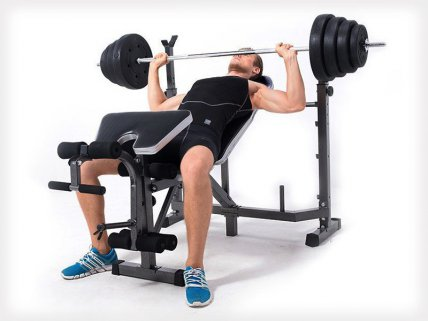 Multi-Station Weight Bench