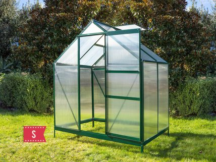 Aluminum Greenhouse - Small