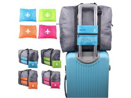 Travel Foldable Luggage Bag