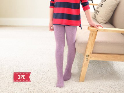 Pantyhose For Kids 3 PC