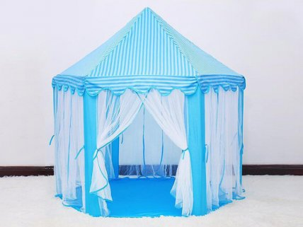 Kids Play Tent- Blue