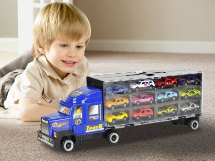 Carrier Truck Toys
