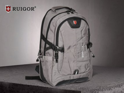 SWISS RUIGOR Army Backpack - Large