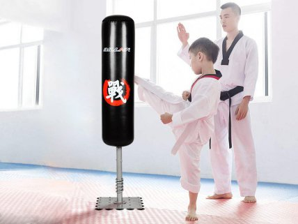 Kids Free Standing Boxing Bag