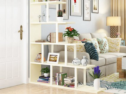 Multipurpose Open Bookshelf