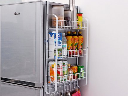 3 Level Refrigerator Rack
