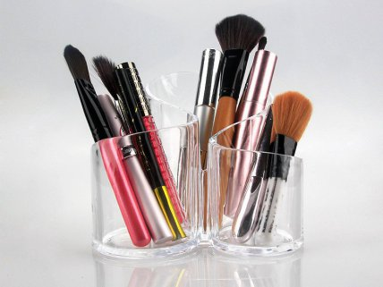 Makeup & Brush Barrel