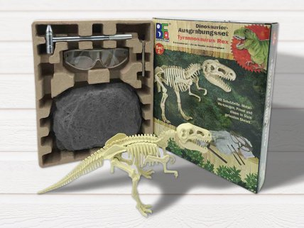 Dino Excavation Dig Kit - T-Rex