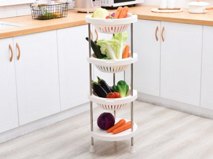 4 Layer Multipurpose Storage Basket
