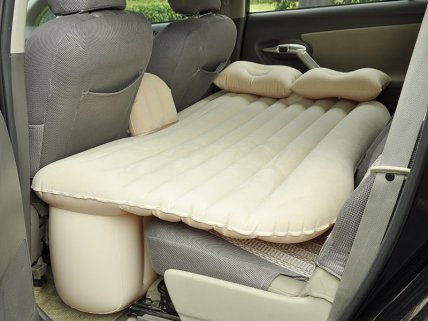 Vehicular Inflatable Bed
