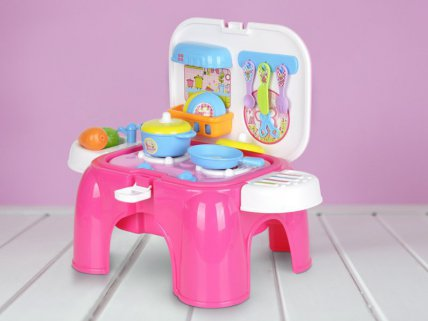 Electric Kitchen Play Set