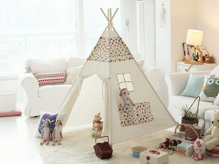 Play Tepee Tent For Kids