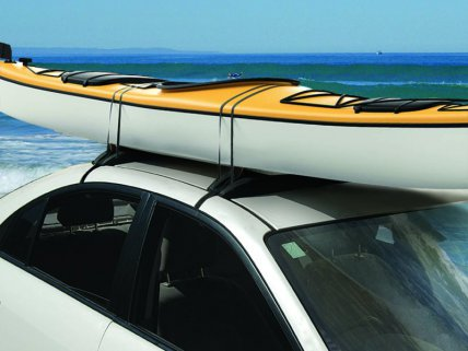 Universal Kayak Roof Rack Carrier