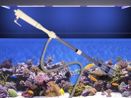 Telescopic Fish Tank Cleaner