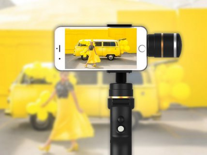 3-Axis Handheld Gimbal Stabilizer for Cellphone