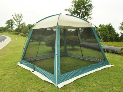 Large Outdoor Waterproof Double Layer Tent
