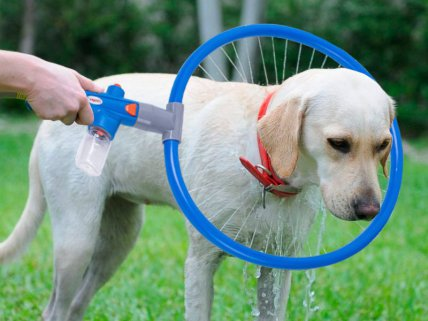 360 Degree Pet Washer Bath Hose Sprayer