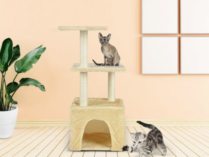 70cm Cat Tree House Tower