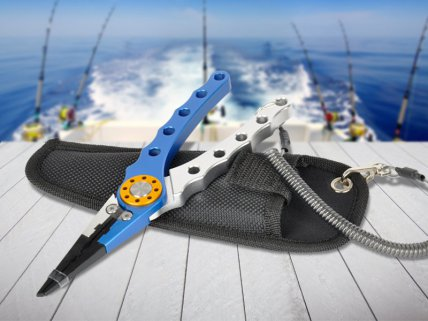 Multifunctional Aluminium Fishing Pliers