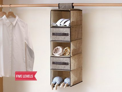 5 Level Hanging Organizer