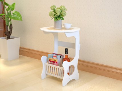 Multipurpose Side Table