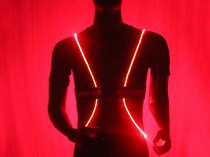 Illuminated Safety Vest
