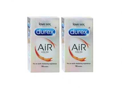 20pk Durex Air Ultra Thin Condoms