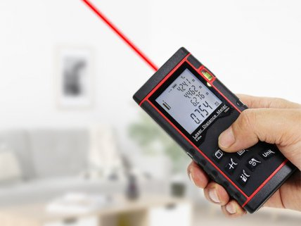 Digital Laser Measure Tool