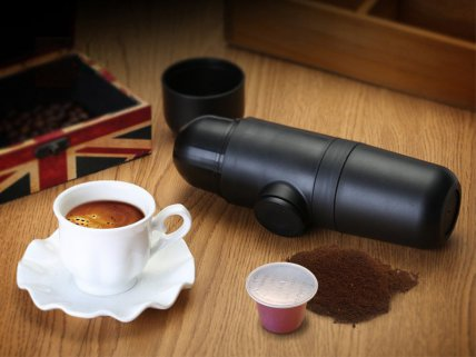 Manual Portable Coffee Maker