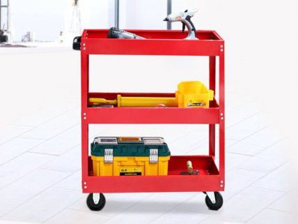 3 Tier Multipurpose Trolley