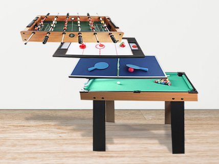 4 in 1 Combo Game Table