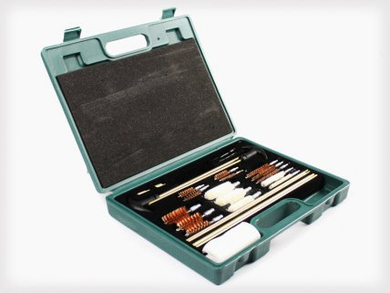 24pc Universal Gun Cleaning Kit - 24pcs