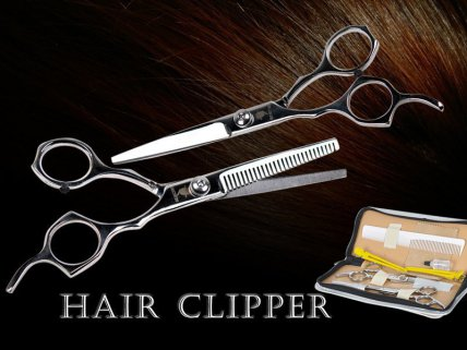 Professional Hair Cutting Shears/Scissors Set