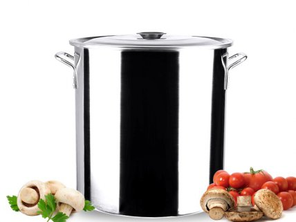 Stainless Steel Stock Sauce Pot 30L