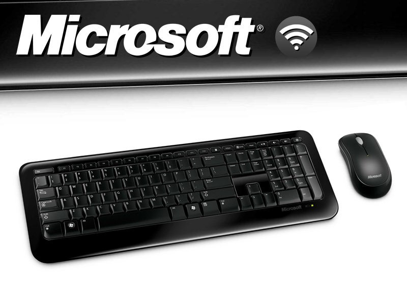 how to connect microsoft wireless keyboard 800 without receiver