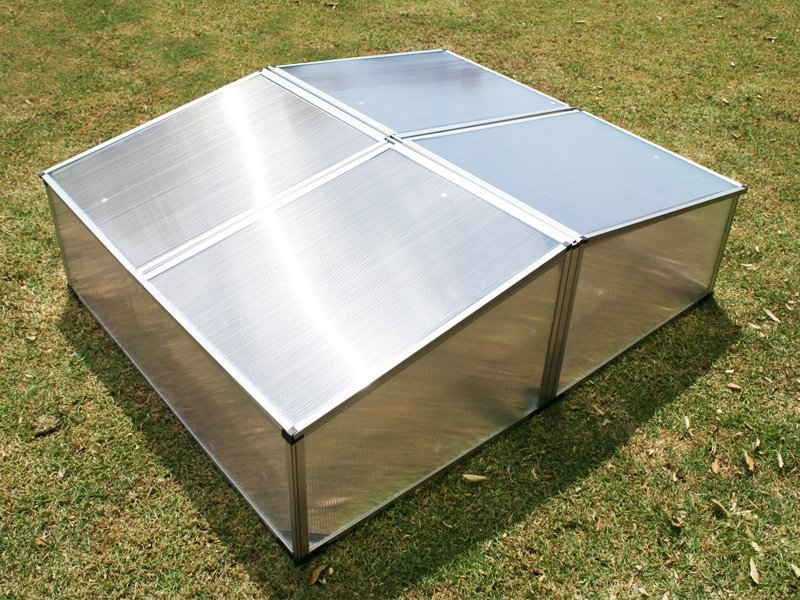 Maze Cold Frame Greenhouse - Double @ Crazy Sales - We have the best ...