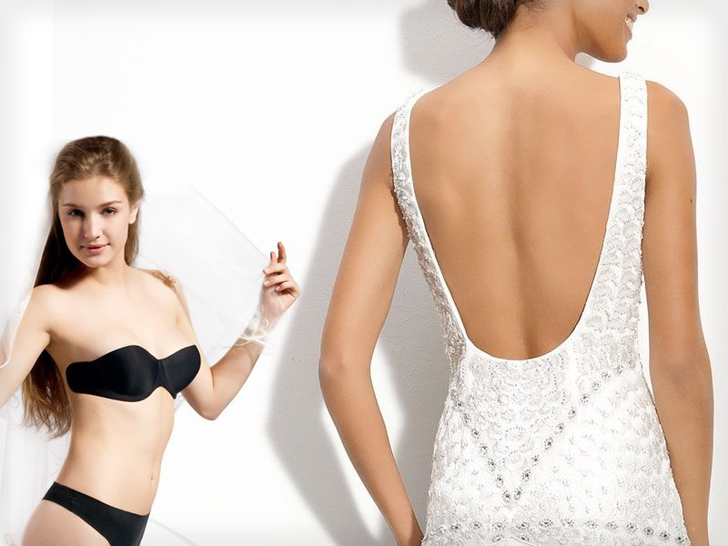 Strapless Backless Underwire Bra @ Crazy Sales