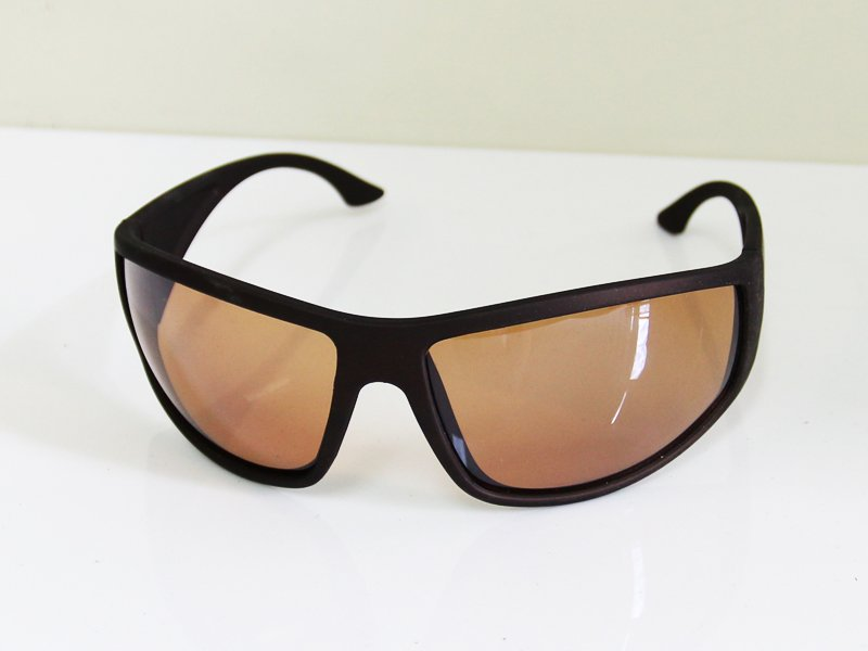 Sunglasses 01 - Framed - Brown