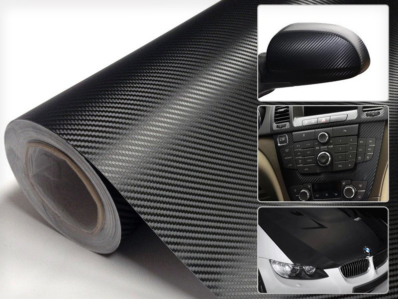 Carbon fibre vinyl car sticker wrap crazy sales we have the best daily deals online