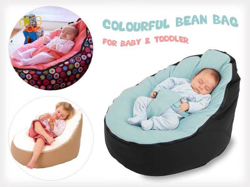 Colourful Baby Bean Bags In 12 Styles Crazy Sales We