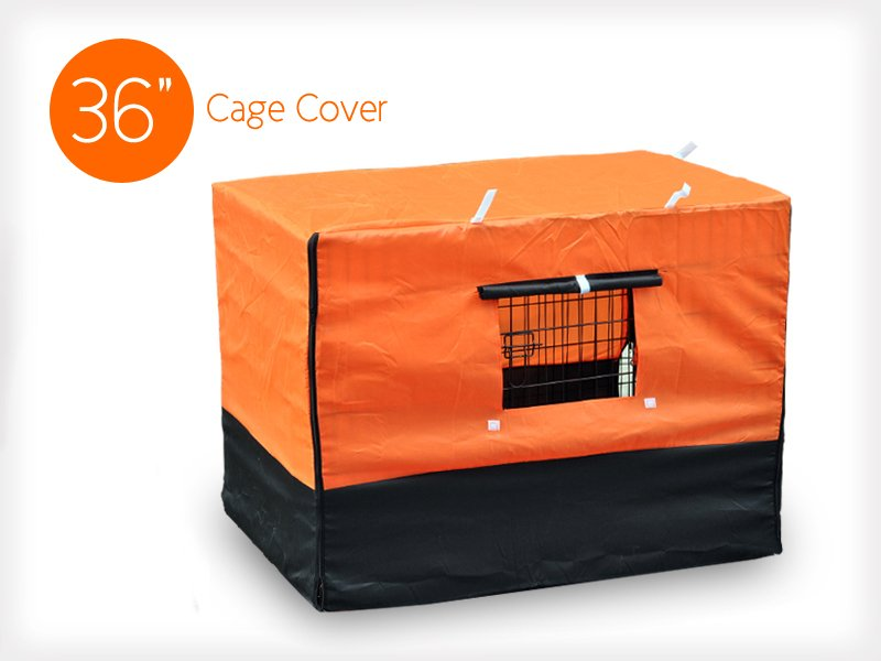 Waterproof Cover for Dog Cage Kennel - XL 36""