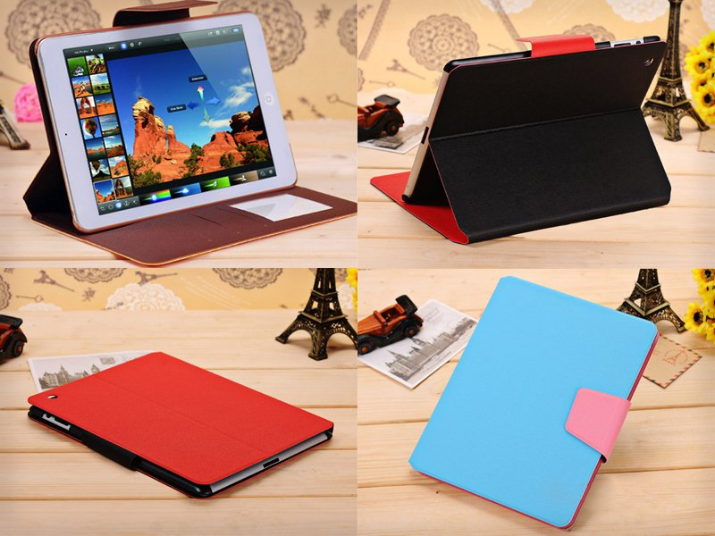 Wallet Cover Case for iPad Mini 1/2/3/4