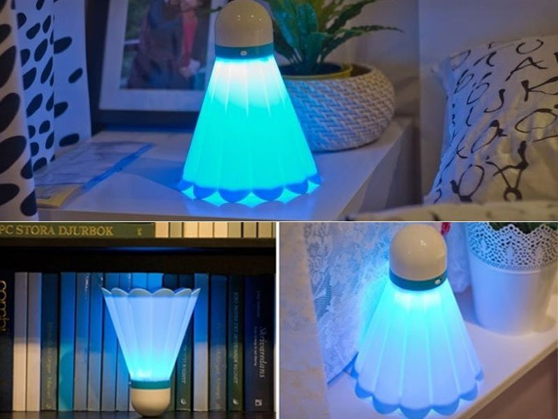 LED Badminton Style Night Light