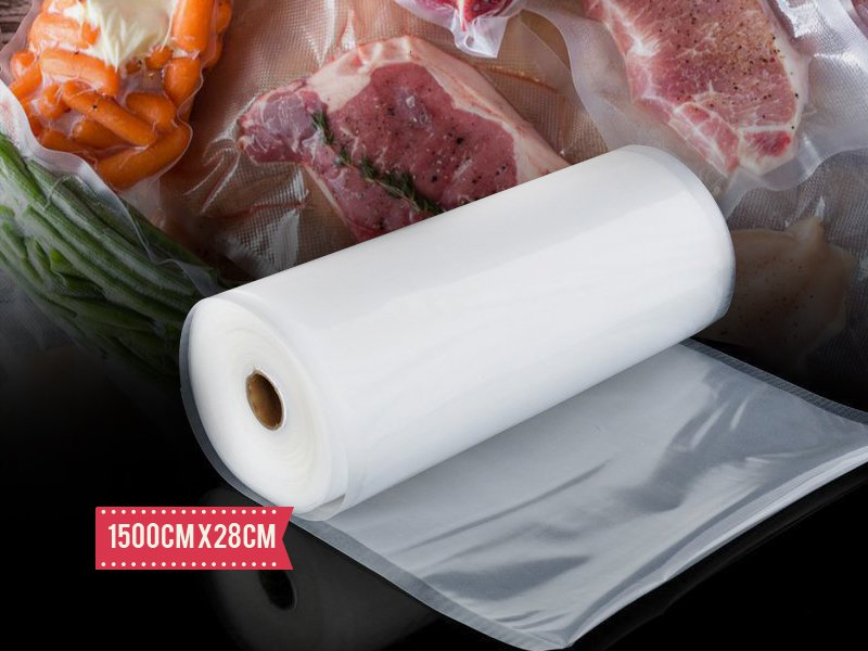 Food Vacuum Sealer Bags - 1500x28cm
