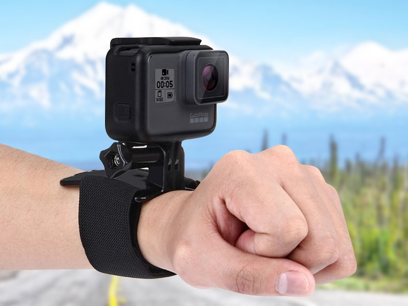 GoPro Arm Band with Wrist Mount