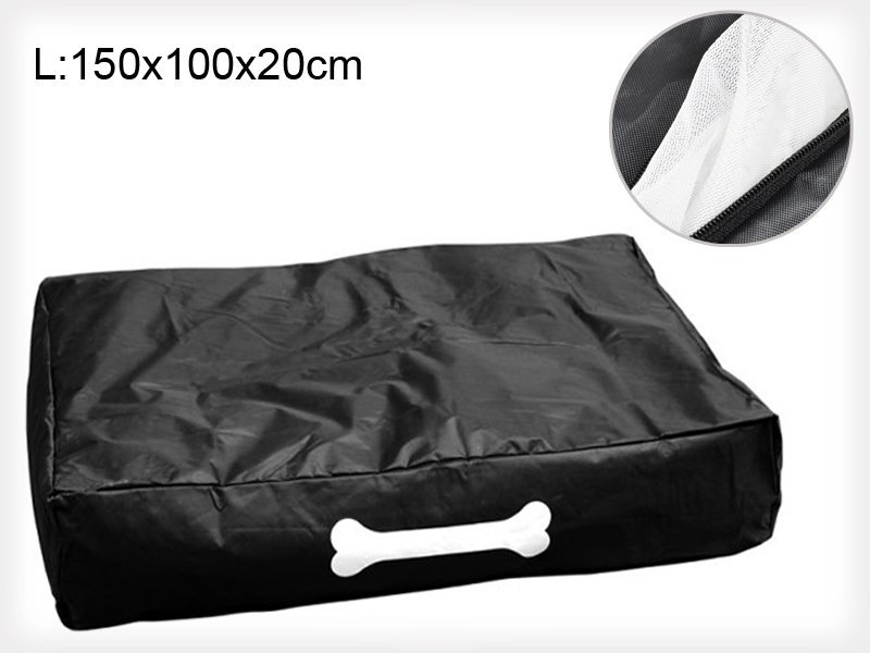 X-Large Waterproof Dog Bean Bed - 150 x 100cm